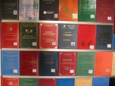 In luận văn giá rẻ tại Hà Nội lấy ngay