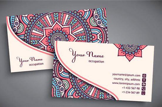 Card Visit thiết kế nổi bật