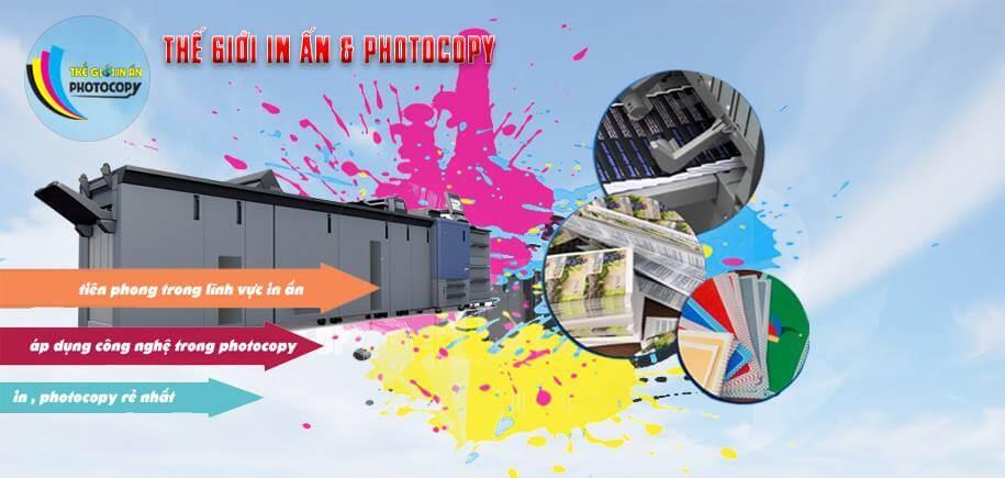 In ấn - photocopy