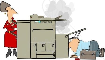 Thuê máy photocopy thôi hay là thuê dịch vụ photocopy đầy đủ