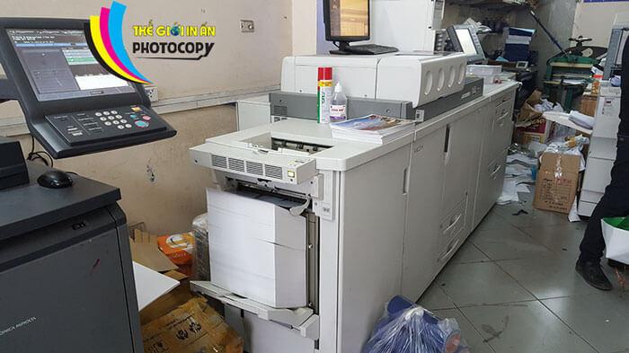 cửa hàng photocopy dịch vụ đầy đủ