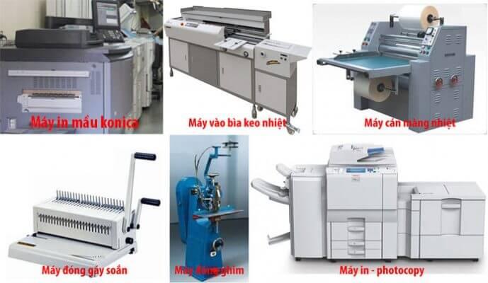 dịch vụ in ấn photocopy