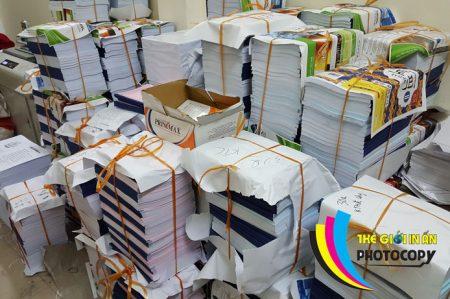 Photocopy giá rẻ chuyên nghiệp tại Hà Nội