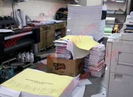 Hình ảnh Photocopy tại cửa hàng photocopy có hóa đơn đỏ