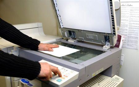Scan, in ấn và photo tài liệu