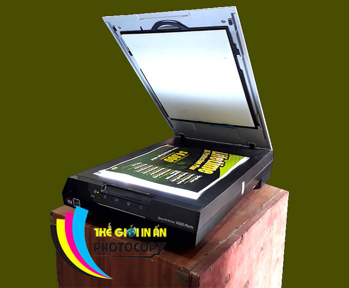 Dịch vụ scan ảnh, tài liệu