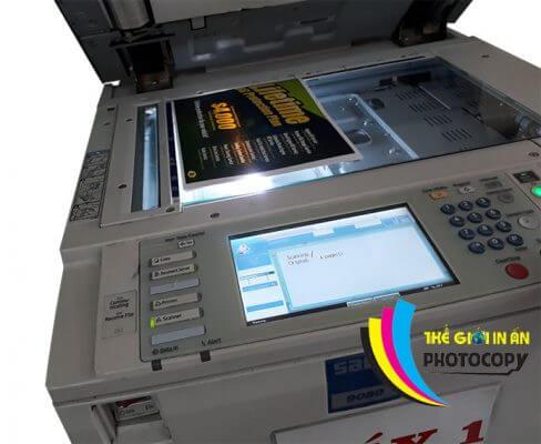 may scan tai lieu