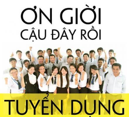Tuyển nhân viên photocopy tại Hà Nội