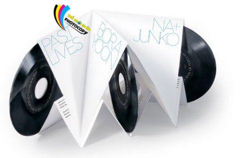 Giấy Bristol làm vỏ đĩa CD
