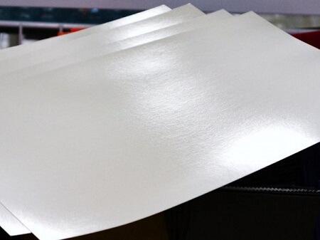 Hình ảnh giấy Couche hay còn được gọi là giấy C