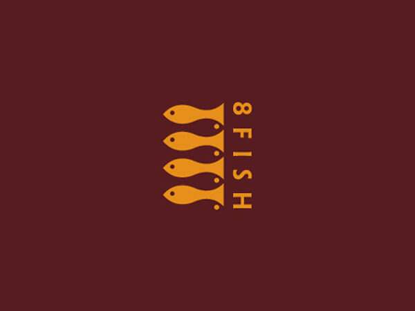 Logo của 8 fish