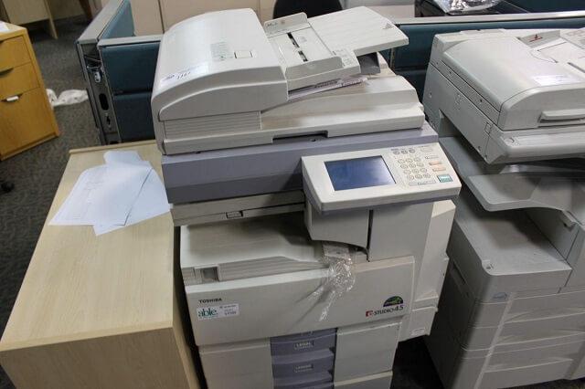 thanh lý máy photocopy cũ