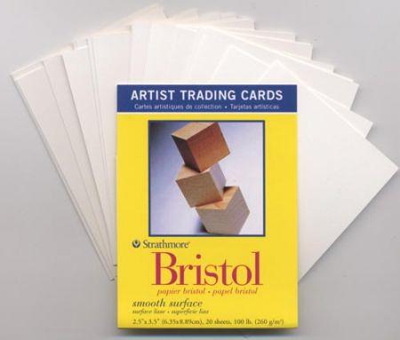 Giấy bristol dùng in catalog