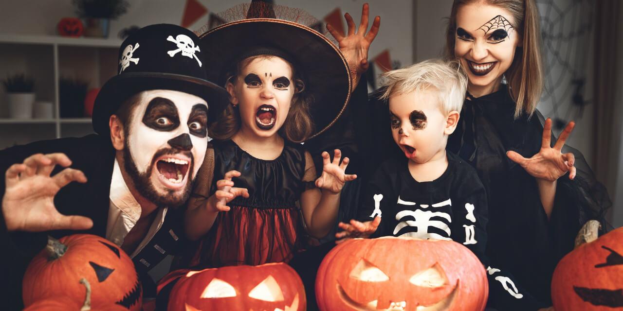 lễ hội halloween vào ngày nào