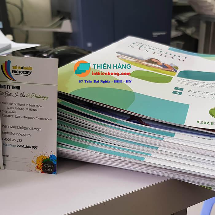 In Thiên Hằng | Công ty in ấn - Chuyên In màu & Photocopy