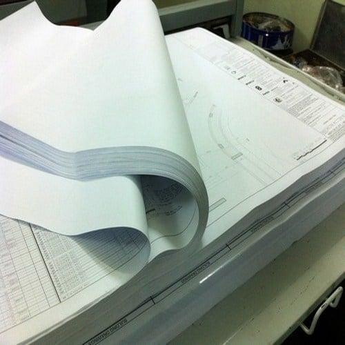 Photocopy khổ lớn