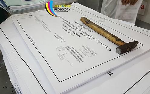 Photocopy khổ A1