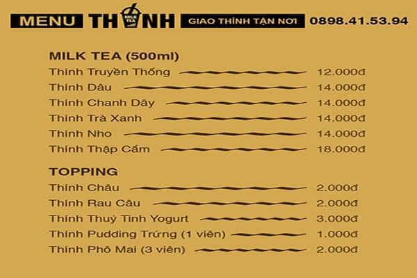 10-mau-menu-tra-sua-an-tuong-hot-nam-2019-2