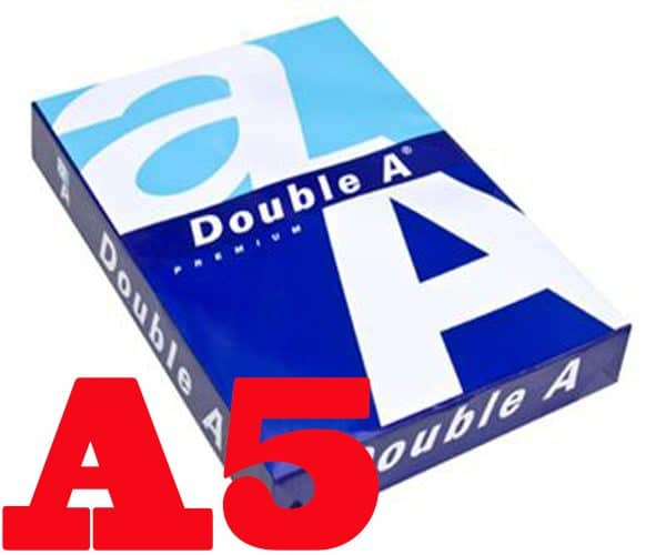 Cách in giấy a5