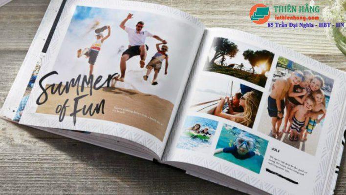 Photobook kỳ nghỉ