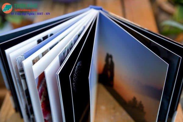 Thiết kế bố cụ photobook