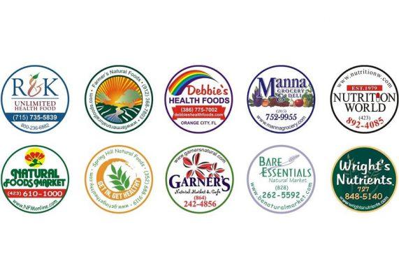 Những mẫu sticker công ty đẹp
