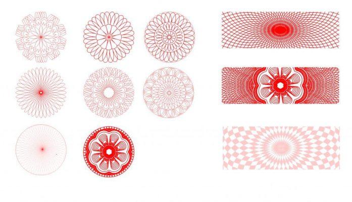 Mẫu thiết kế tem bảo hành