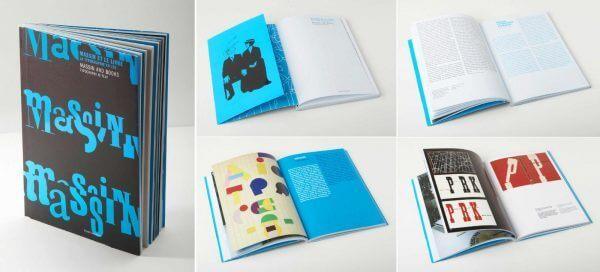 Catalogue sử dụng màu sắc chủ đạo